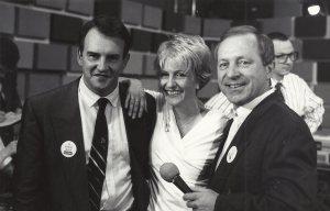 KOTK 1989 Walter Capiau en Ro Burms