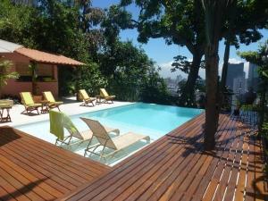 Casa Geranio zwembad