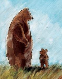 een reus van een beer 8